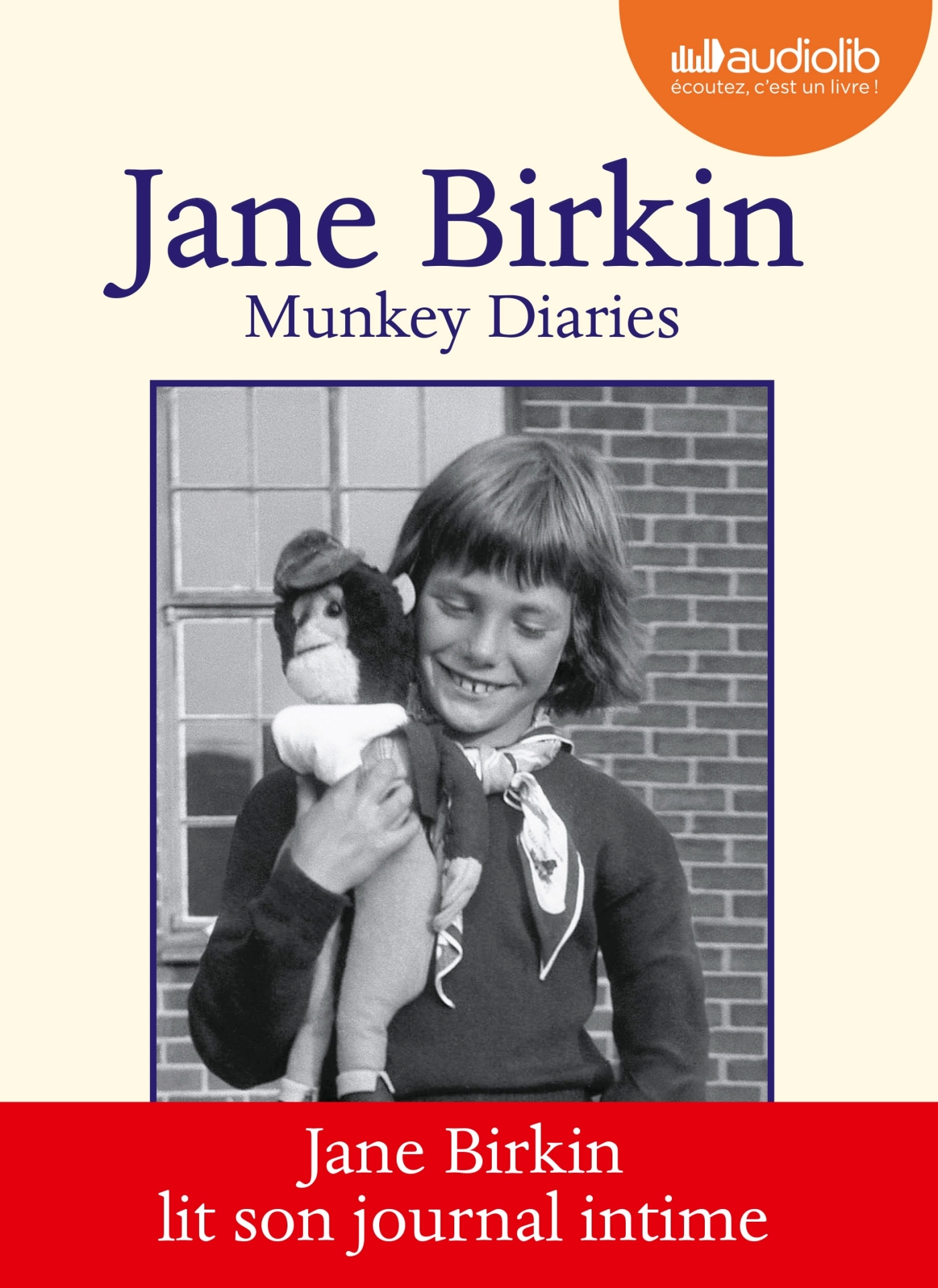 MUNKEY DIARIES (1957-1982) - LIVRE AUDIO 2 CD MP3
