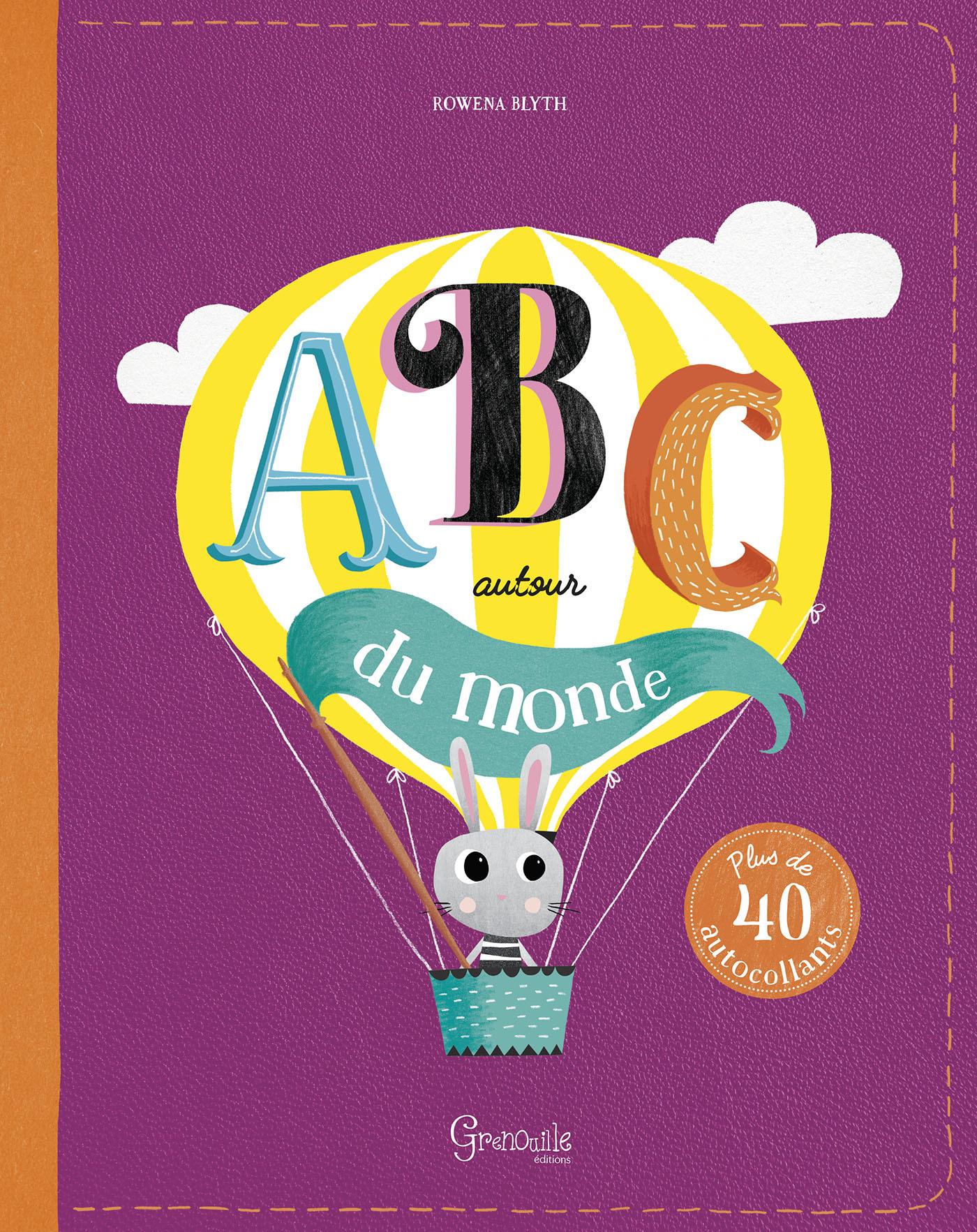 ABC AUTOUR DU MONDE