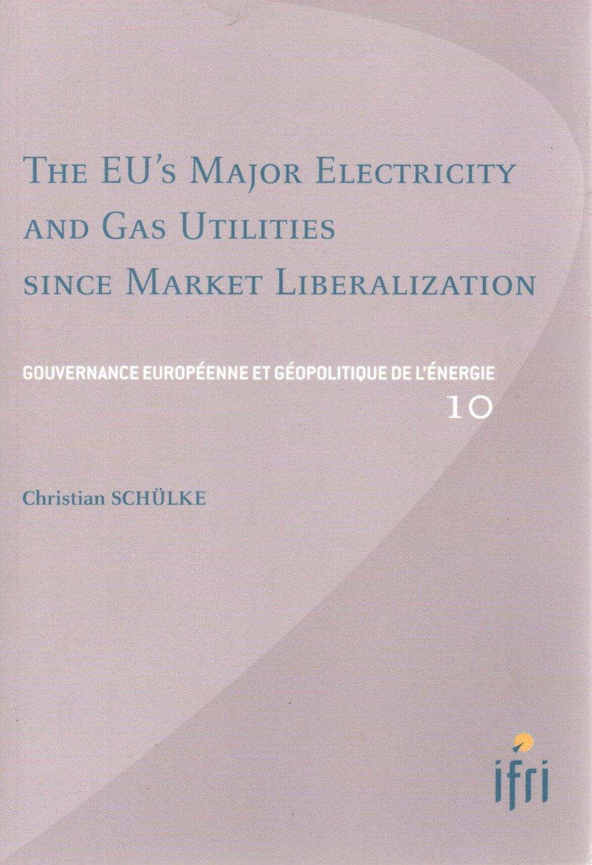 92 THE EU S MAJOR ELECTRICITY AND GAS UTI