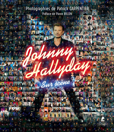JOHNNY HALLYDAY - SUR SCENE