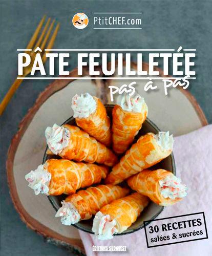 PATE FEUILLETEE, PAS A PAS