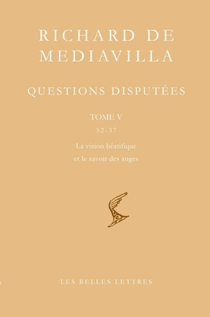 QUESTIONS DISPUTEES T5