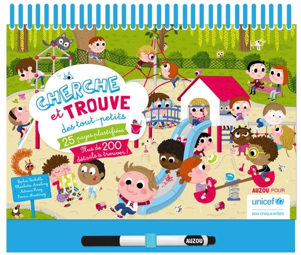 CHERCHE ET TROUVE DES TOUT-PETITS (UNICEF) - NOUVELLE EDITION