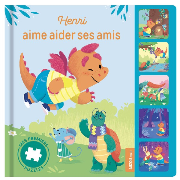 HENRI AIME AIDER SES AMIS