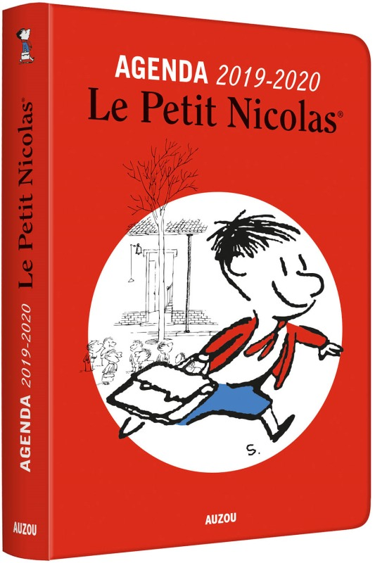 AGENDA 2019-2020 LE PETIT NICOLAS