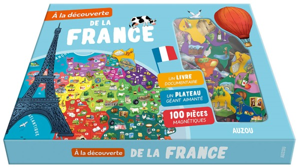A LA DECOUVERTE DE LA FRANCE (NE)