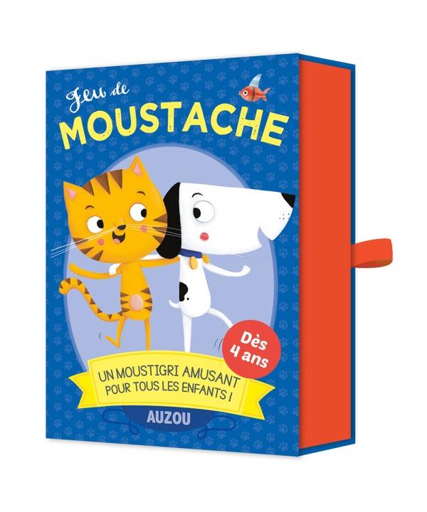 JEU DE MOUSTACHE - UN MOUSTIGRI AMUSANT POUR TOUS LES ENFANTS !