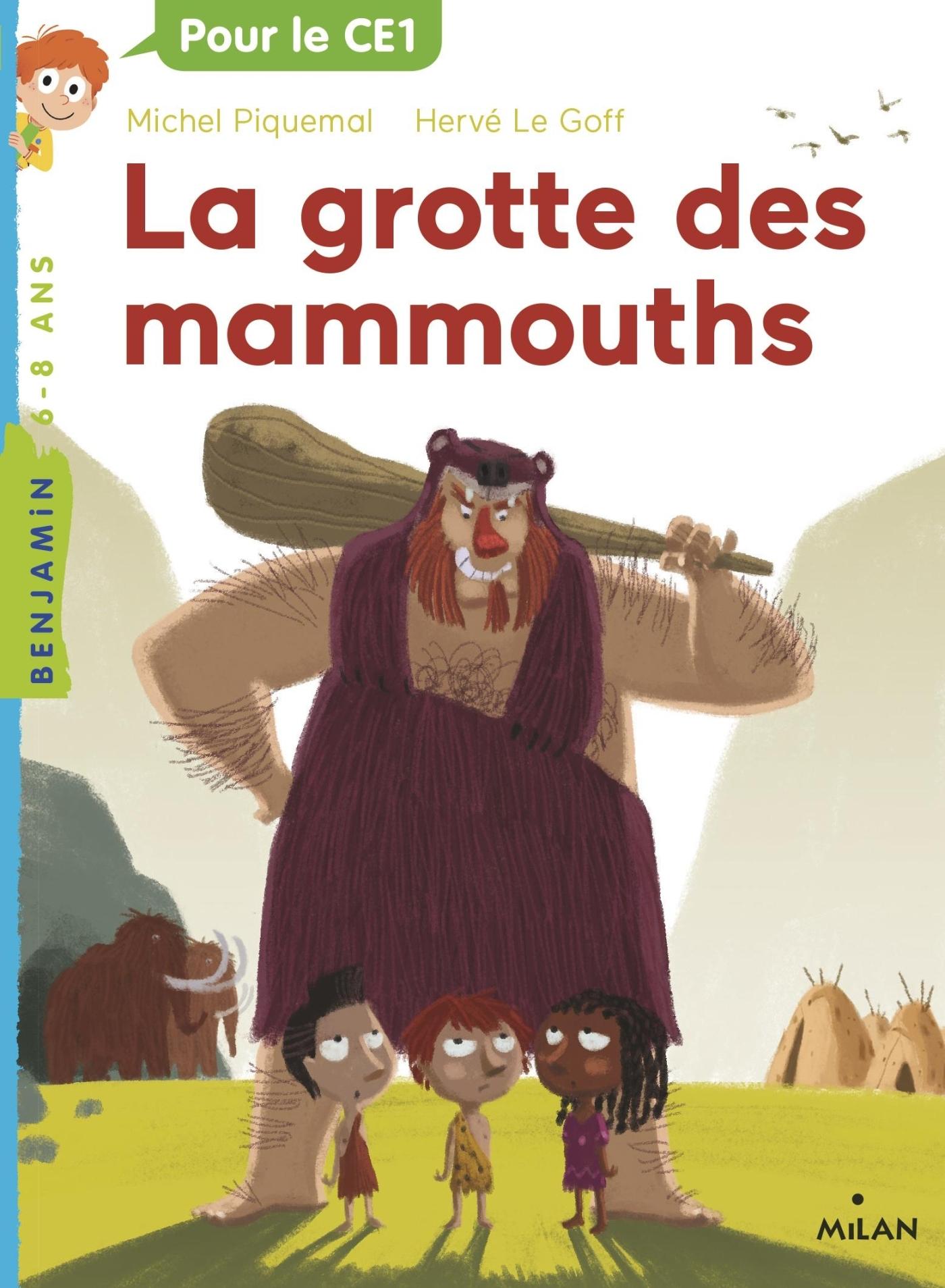 RAN ET LES MAMMOUTHS , TOME 02 - LA GROTTE DES MAMMOUTHS