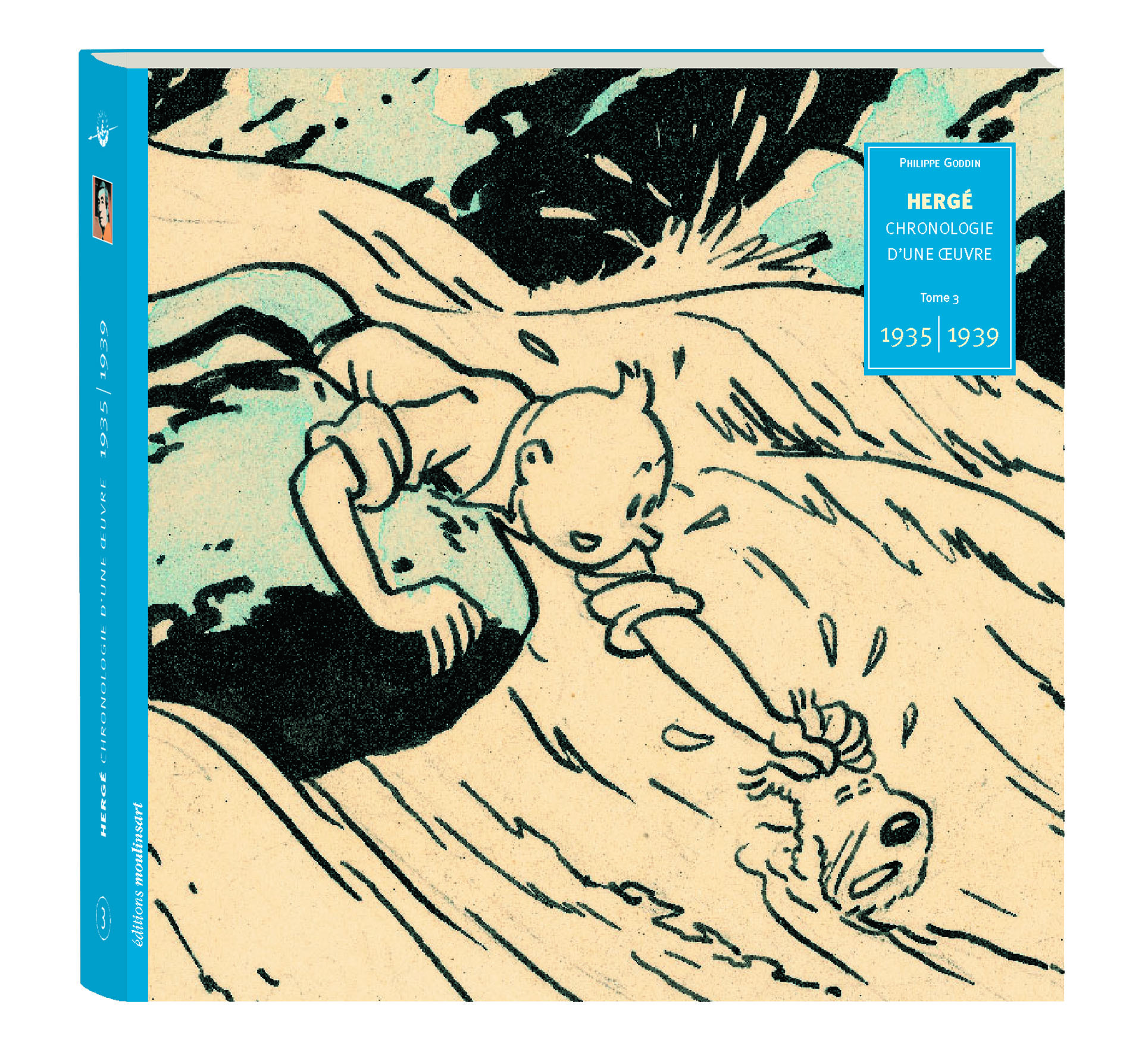 HERGE : CHRONOLOGIE D'UNE OEUVRE T3