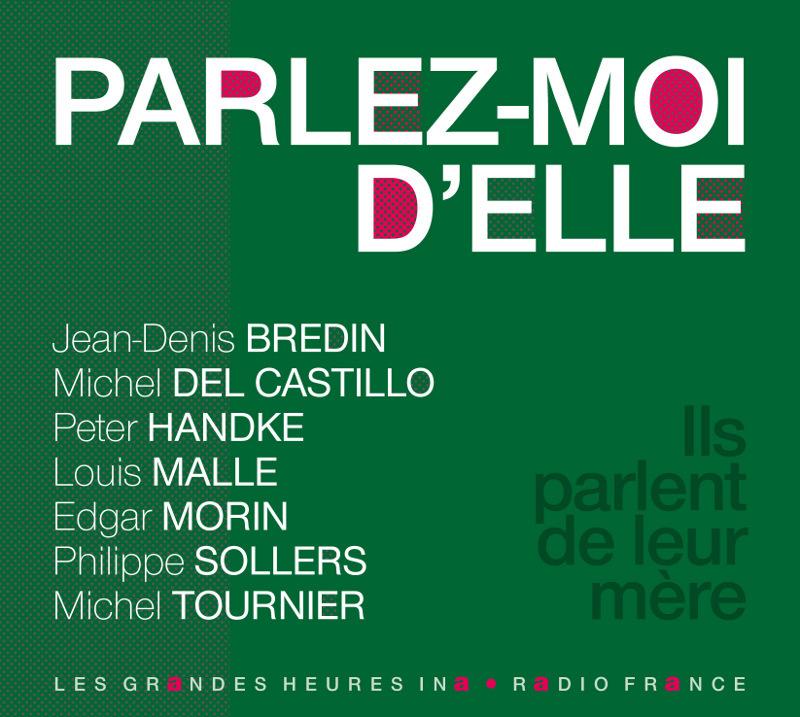 PARLEZ-MOI D'ELLE