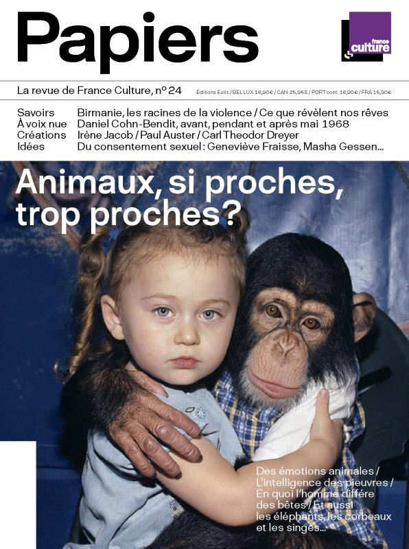 PAPIERS 24 - LA REVUE DE FRANCE CULTURE