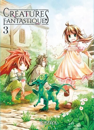 CREATURES FANTASTIQUES T03 - VOLUME 03