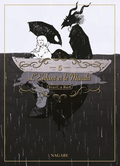 L'ENFANT ET LE MAUDIT - TOME 5
