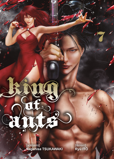 KING OF ANTS T07 - VOLUME 07