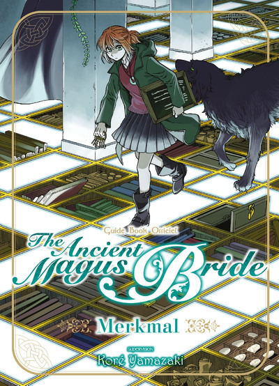 THE ANCIENT MAGUS BRIDE - MERKMAL