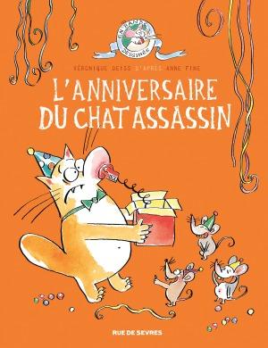 CHAT ASSASSIN TOME 4 - L'ANNIVERSAIRE DU CHAT ASSASSIN (LE)