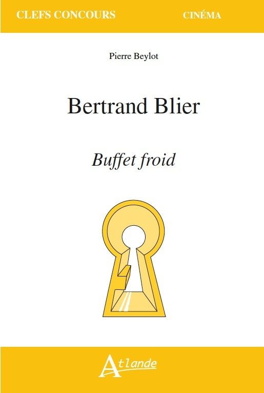 BERTRAND BLIER, BUFFET FROID
