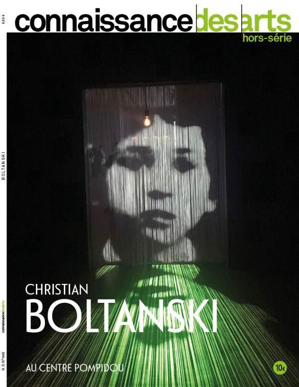 CHRISTIAN BOLTANSKI - FAIRE SON TEMPS AU CENTRE POMPIDOU