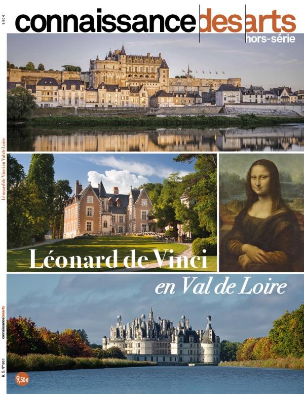 LEONARD DE VINCI EN VAL DE LOIRE