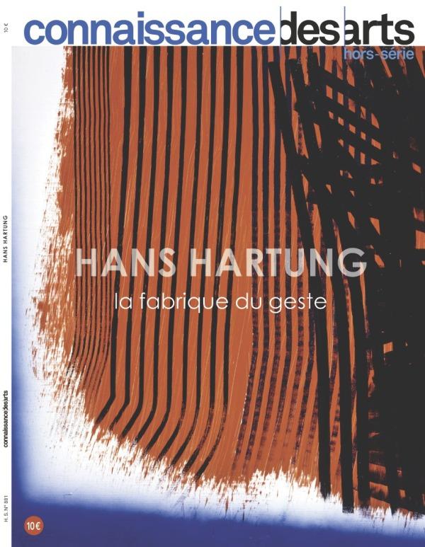 HANS HARTUNG - LA FABRIQUE DU GESTE