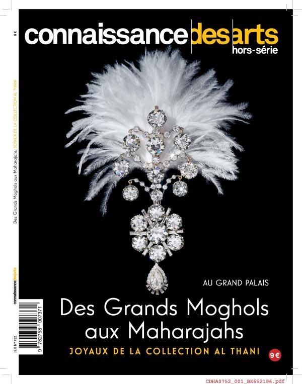 DES GRANDS MOGHOLS AUX MAHARAJAS - LES JOYAUS INDIENS