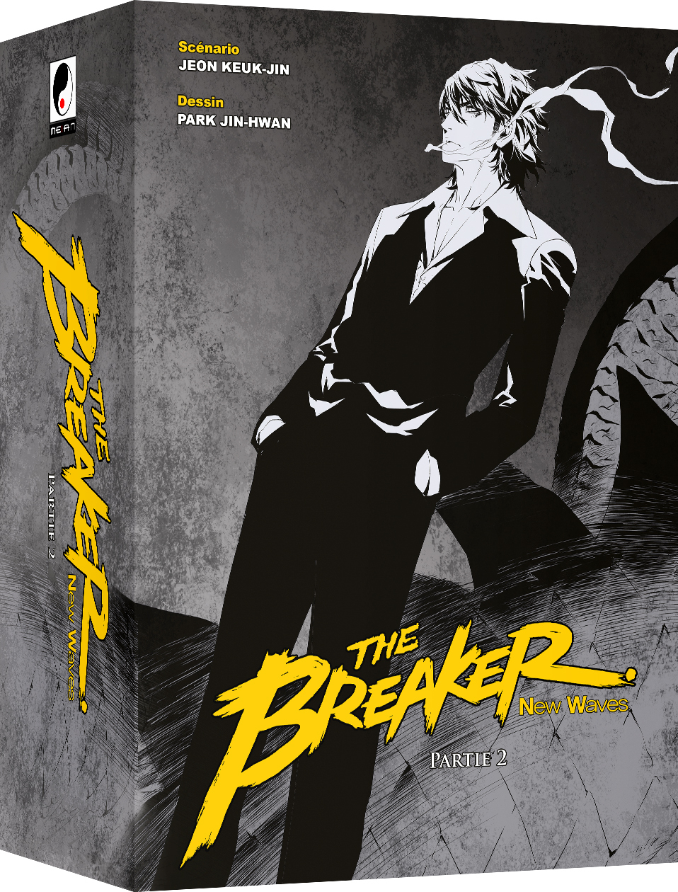 THE BREAKER: NEW WAVES - PARTIE 2 (TOMES 11 A 20) - COFFRET COLLECTOR LIMITE