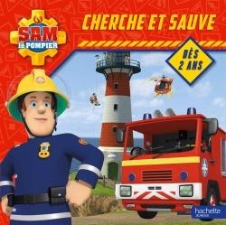 SAM LE POMPIER - CHERCHE ET SAUVE