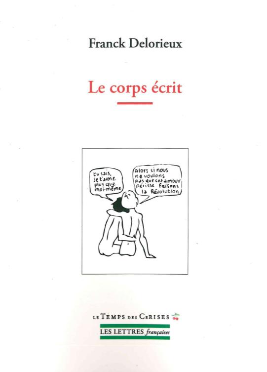 LE CORPS ECRIT