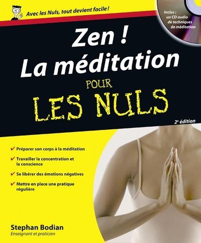 ZEN MEDITATION PR NULS 2ED+CD