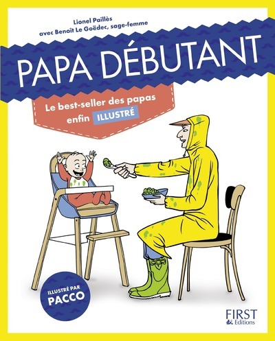 PAPA DEBUTANT ILLUSTRE