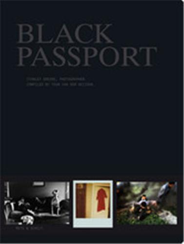 STANLEY GREENE BLACK PASSPORT /ANGLAIS