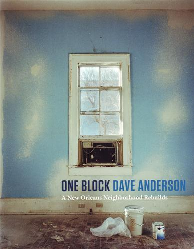 DAVE ANDERSON ONE BLOCK /ANGLAIS