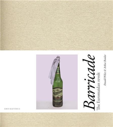 DONALD WEBER AND ARTHUR BONDAR BARRICADE /ANGLAIS