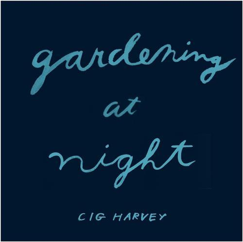 CIG HARVEY GARDENING AT NIGHT /ANGLAIS