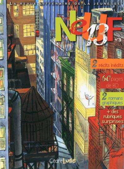 NEUF 13 - NUMERO 3