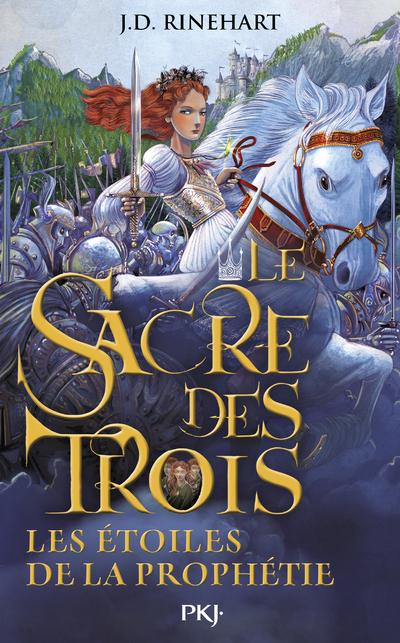 LE SACRE DES TROIS - TOME 3 LES ETOILES DE LA PROPHETIE - 03