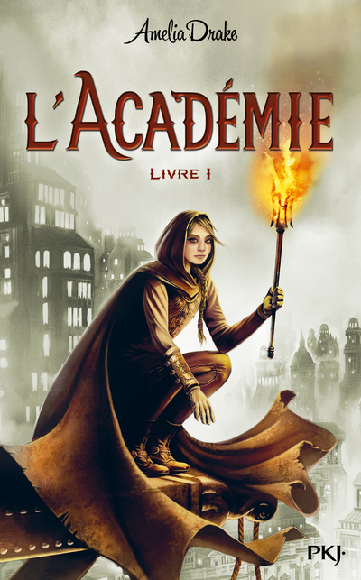 L'ACADEMIE - TOME 1 - VOL01