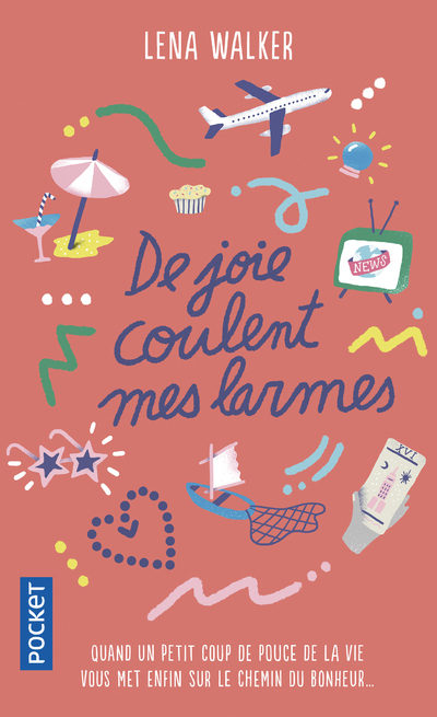 DE JOIE COULENT MES LARMES