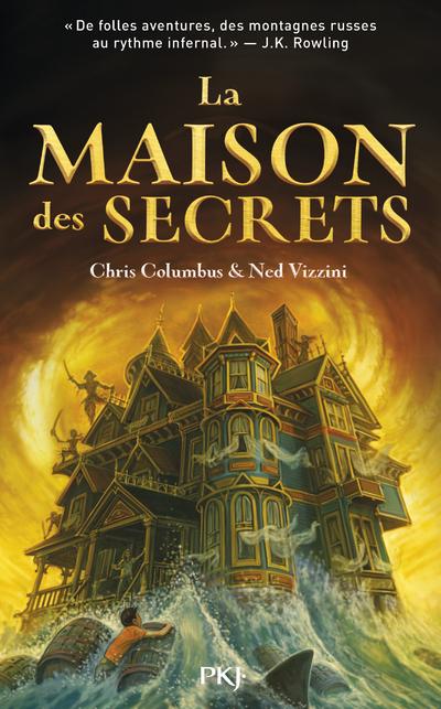 LA MAISON DES SECRETS - TOME 1 - VOL1