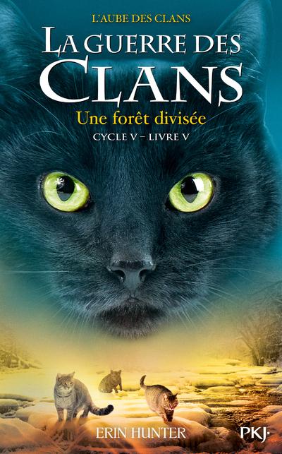 LA GUERRE DES CLANS, CYCLE V - TOME 5 UNE FORET DIVISEE - VOLUME 05