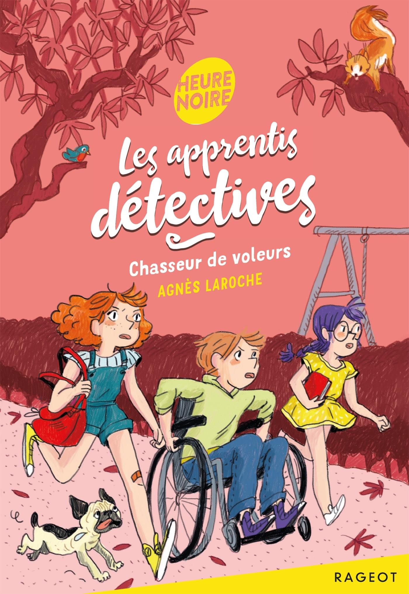LES APPRENTIS DETECTIVES - T03 - LES APPRENTIS DETECTIVES - CHASSEUR DE VOLEURS