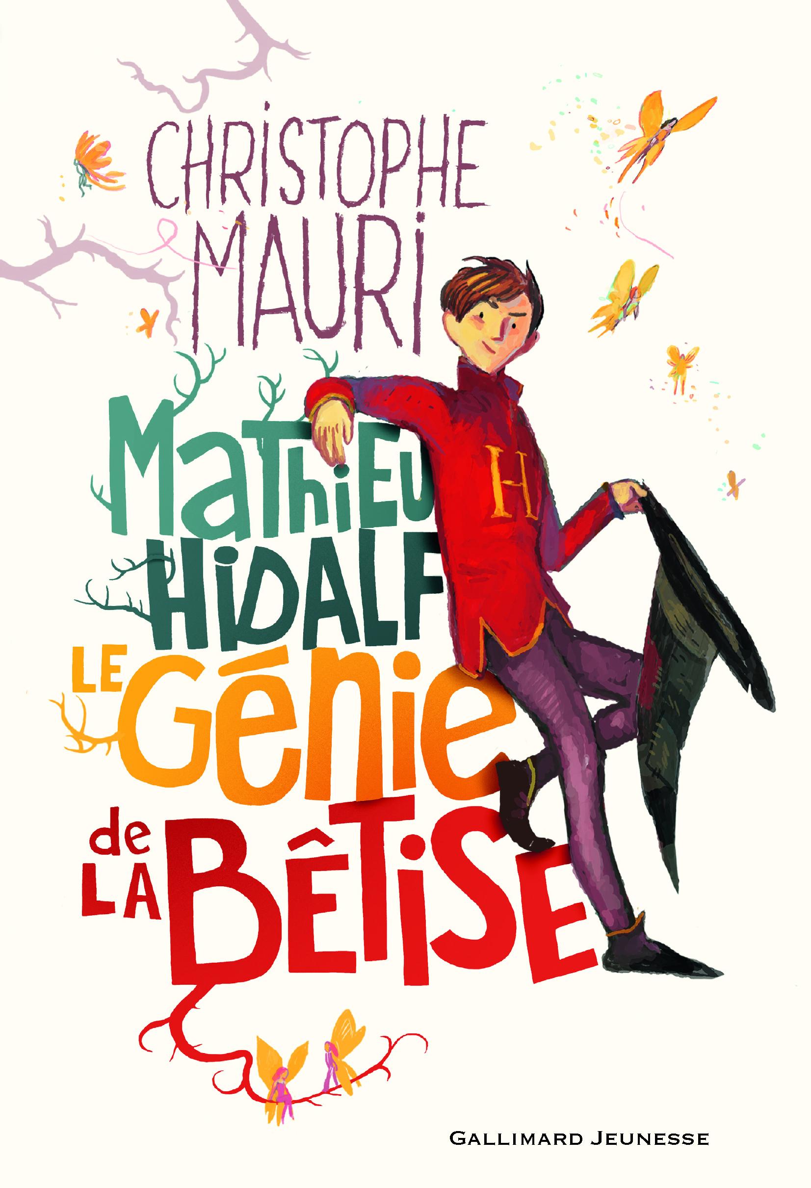 MATHIEU HIDALF, LE GENIE DE LA BETISE