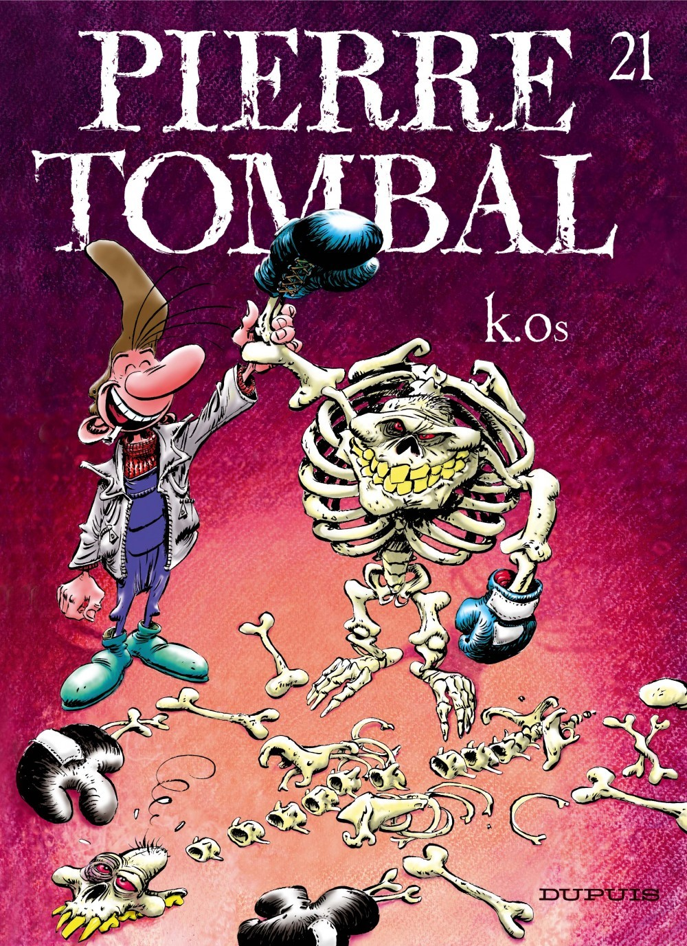 K.OS - PIERRE TOMBAL - T21