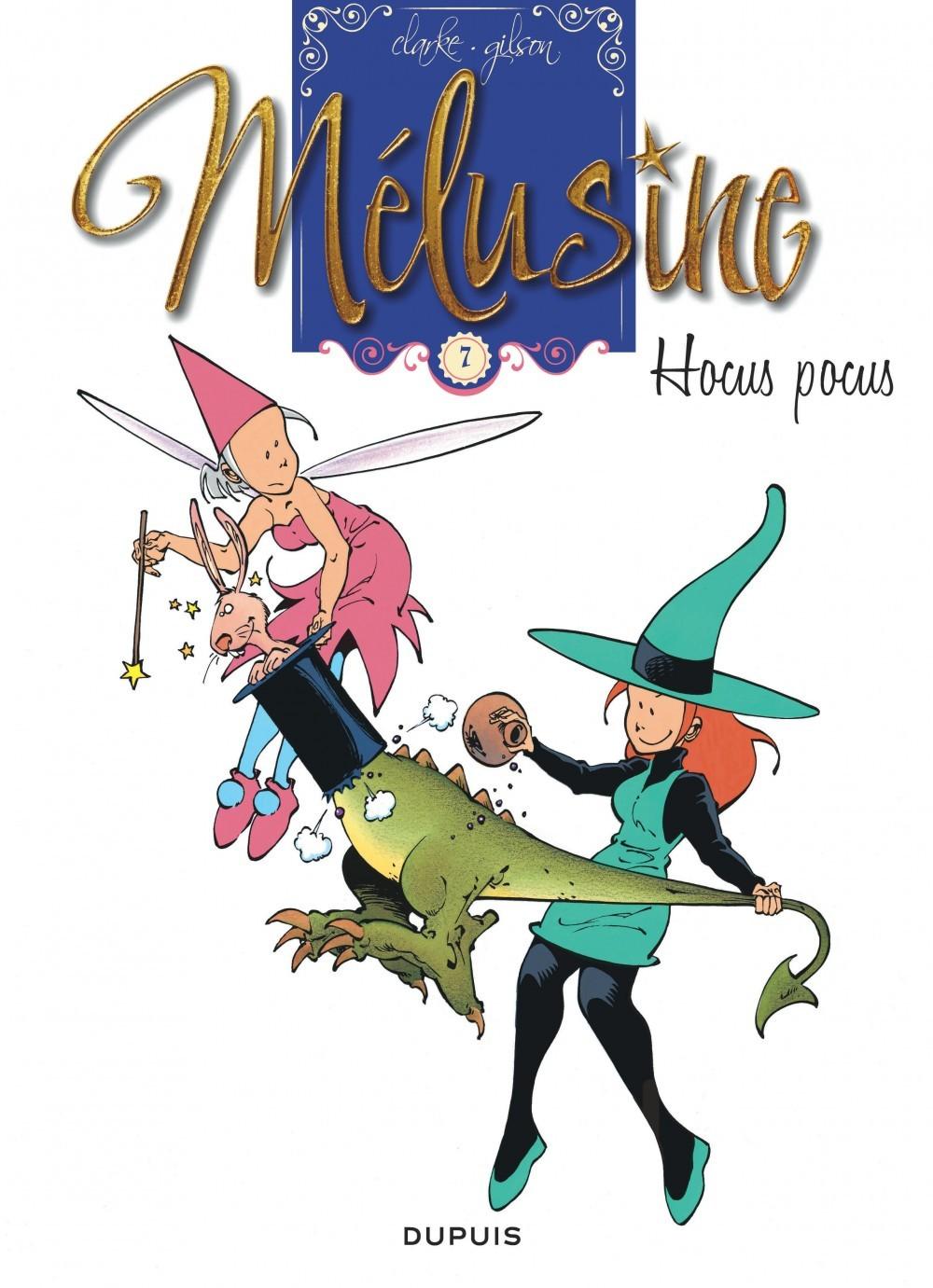 MELUSINE - TOME 7 - HOCUS POCUS