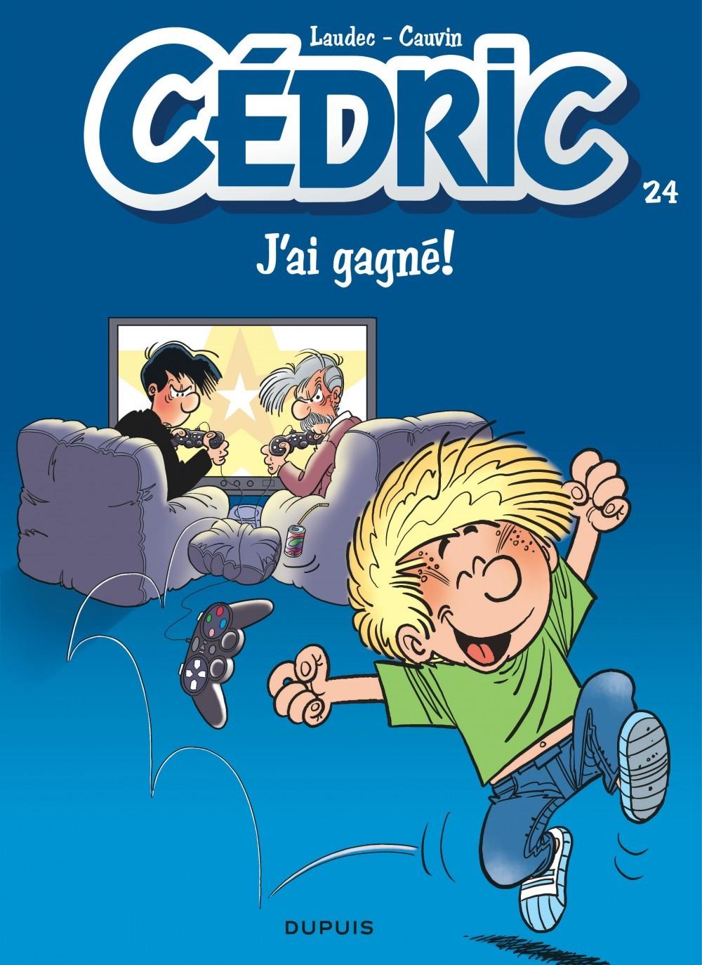 J'AI GAGNE ! - CEDRIC - T24