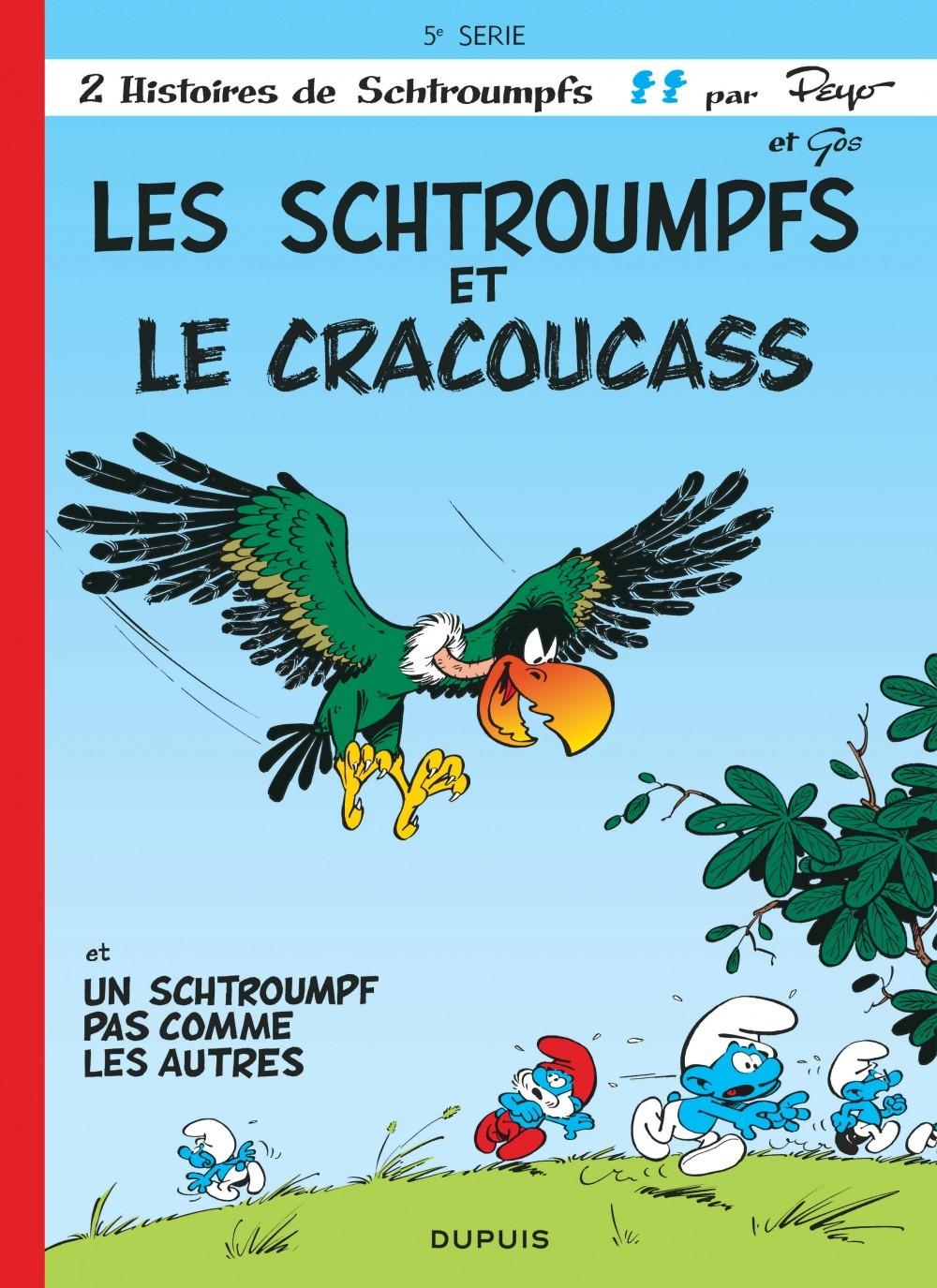 SCHTROUMPFS (DUPUIS) - T5 - SCHTROUMPFS ET LE CRACOUCASS (LES)