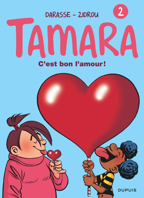 C'EST BON L'AMOUR ! - TAMARA - T2