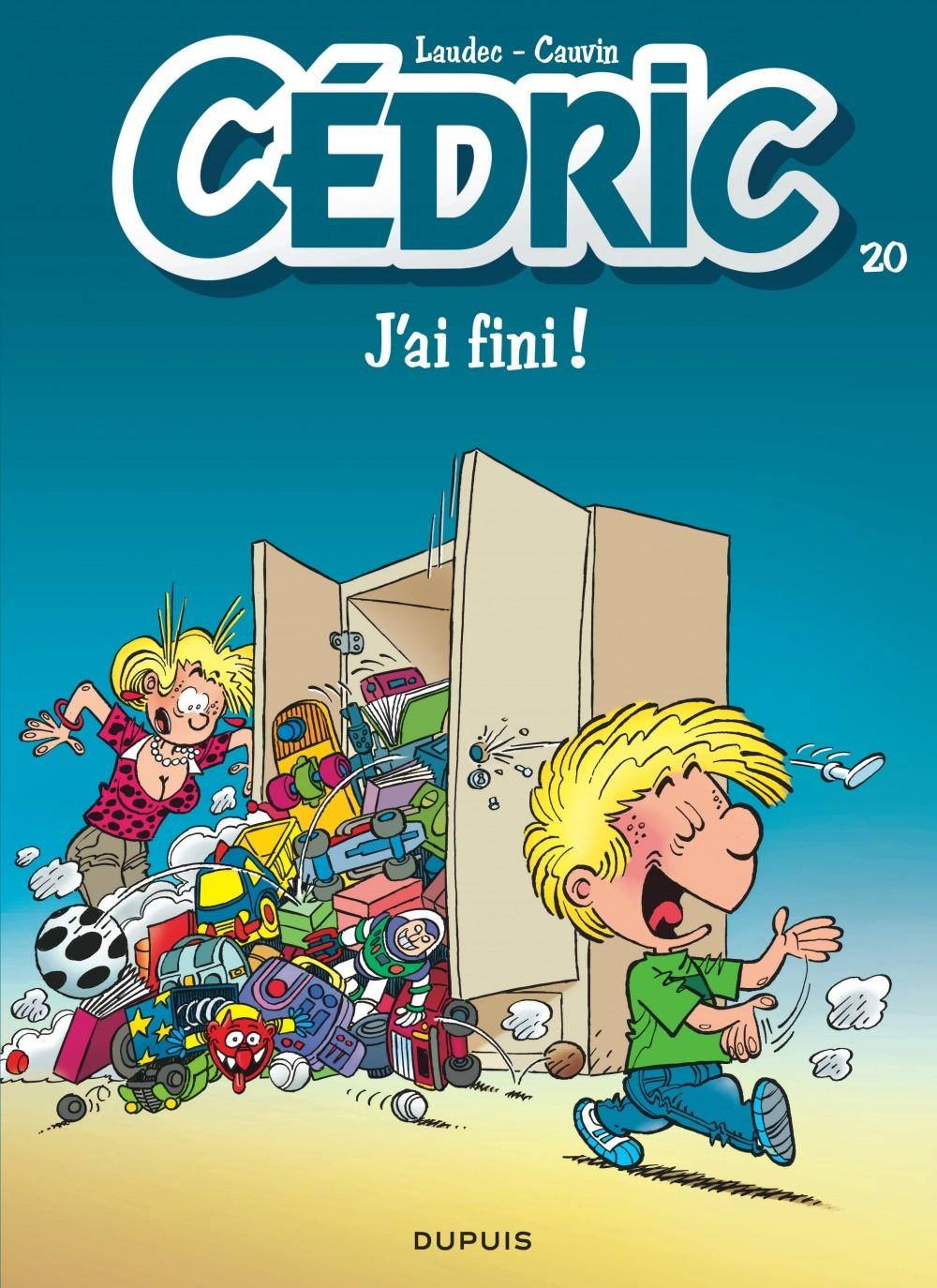 J'AI FINI ! - CEDRIC - T20