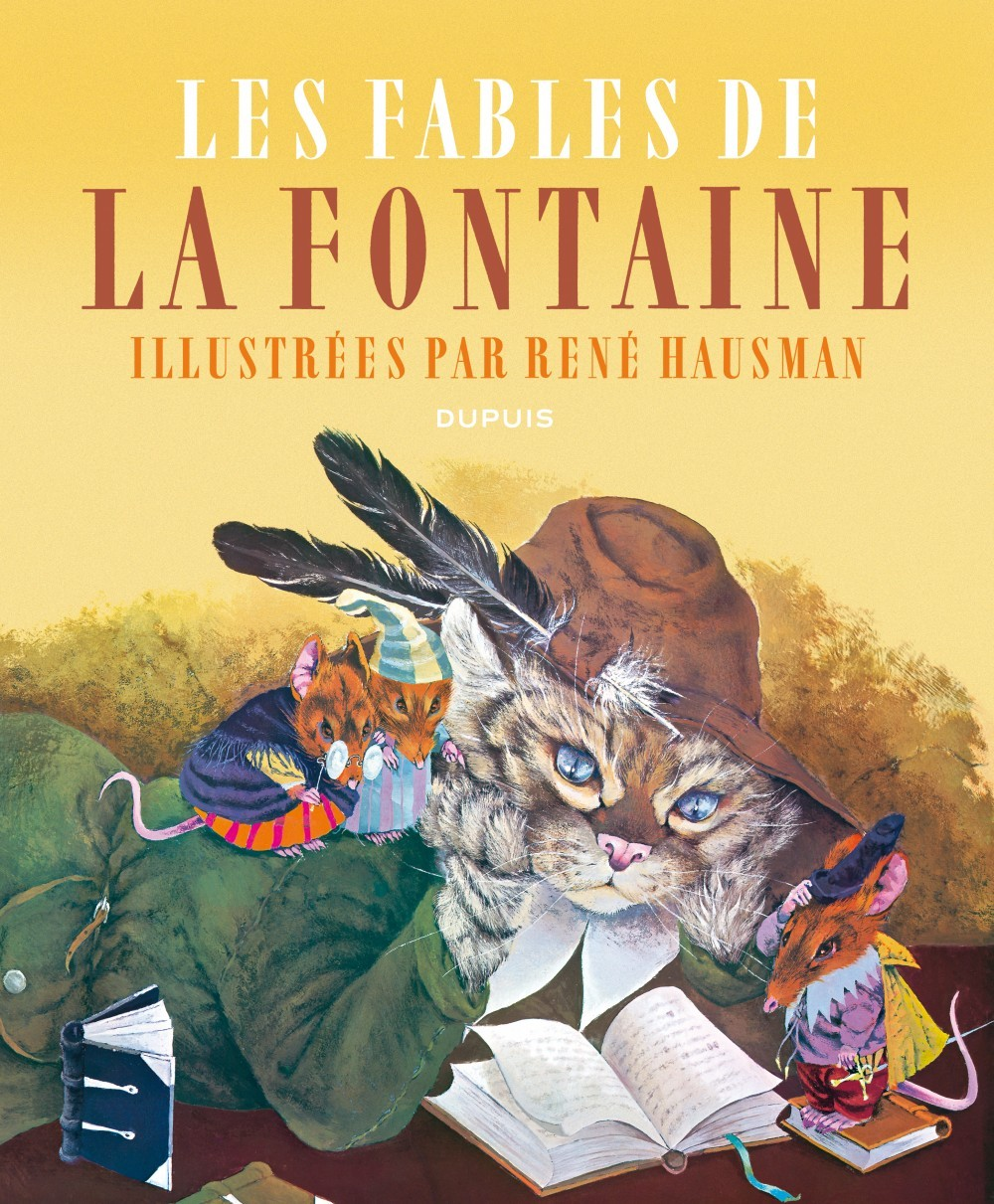 FABLES DE LA FONTAINE (LES) (VERSION LUXE) - FABLES DE LA FONTAINE - LUXE - T1