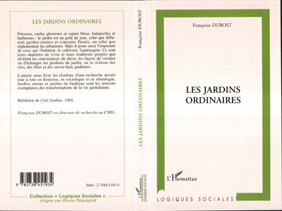 JARDINS ORDINAIRES (LES)
